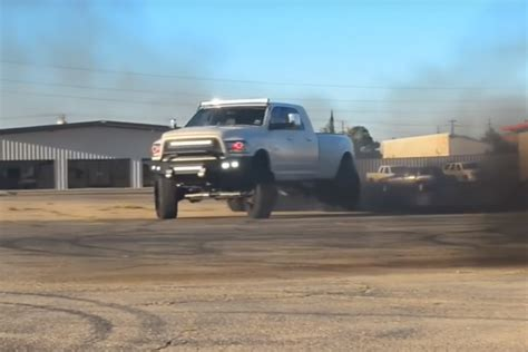 wheels for ram 3500 dually roll some coal with this ram 3500 with fuel wheels
