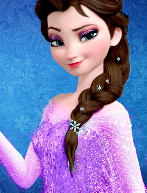 elsa hair color disney princess images elsa new color wallpaper and