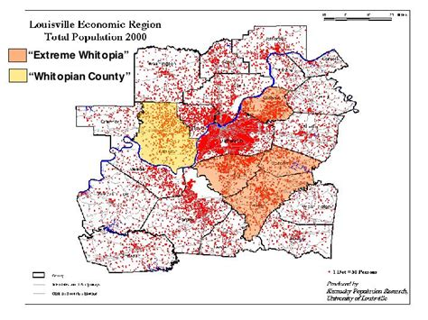 kentucky demographic map in search of whitopia in the louisville region dayton