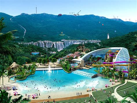 theme hotel north east shenzhen oct east hotels golf and theme parks