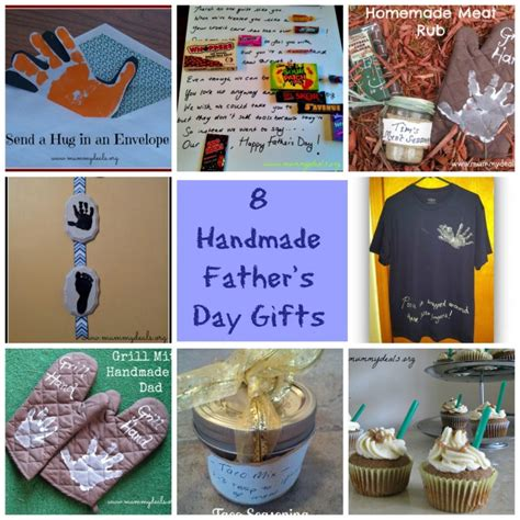 Handmade Fathers Day Presents - 8 handmade s day ideas mummy deals essential
