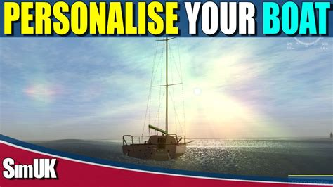 boat sailing simulator sailaway the sailing simulator personalising your boat