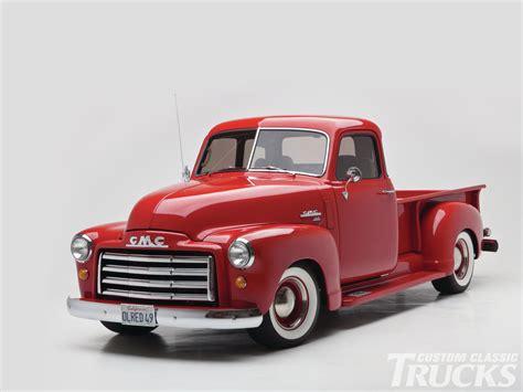 vintage gmc trucks 1949 gmc truck front camionetas
