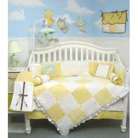 Blue And Yellow Baby Bedding Sets Baby Bedding And Infant Crib Sets For The New Nursery