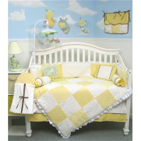 Yellow And Blue Crib Bedding by Baby Bedding And Infant Crib Sets For The New Nursery