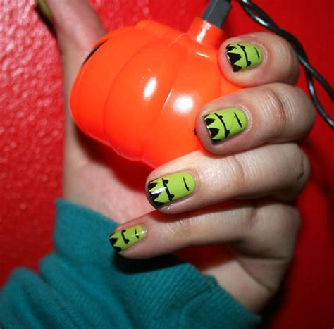 easy nail art halloween easy halloween nail art easy nail arts for her