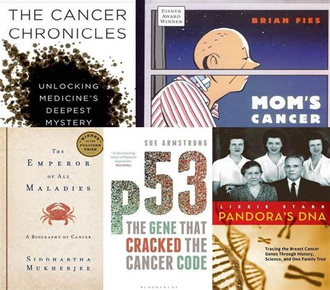 a cancer books reading cancer books that connect the science and the