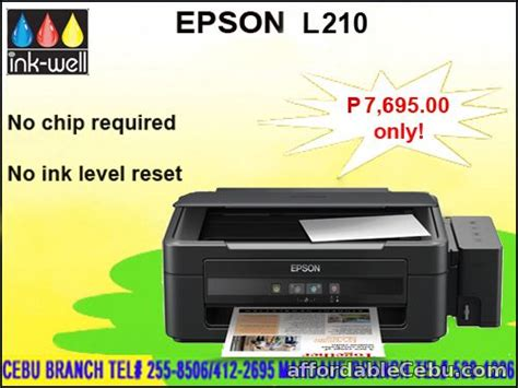 ink resetter for epson l210 epson l210 w ciss cebu ink toner well for sale cebu