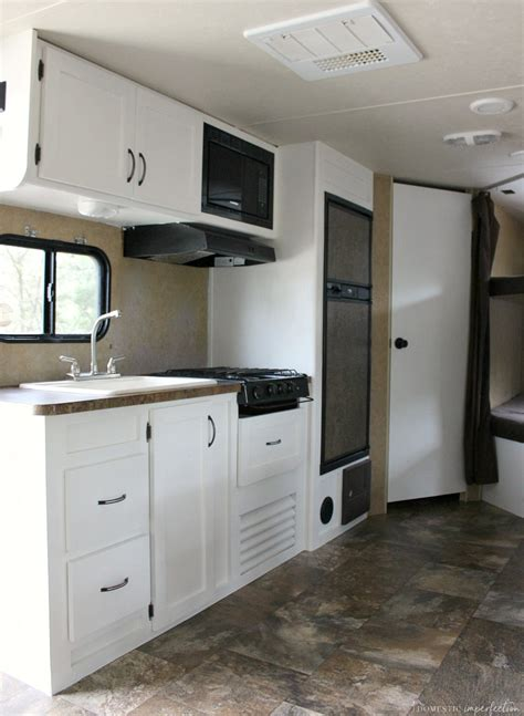 Motorhome Cupboards - painting rv cabinets and what i did wrong domestic