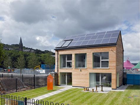 building houses bere architects larch house passivhaus