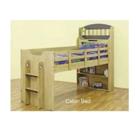 Bunk Bed Top Only Toby Cabin Top Bunk Only Bunk Beds And Trundles
