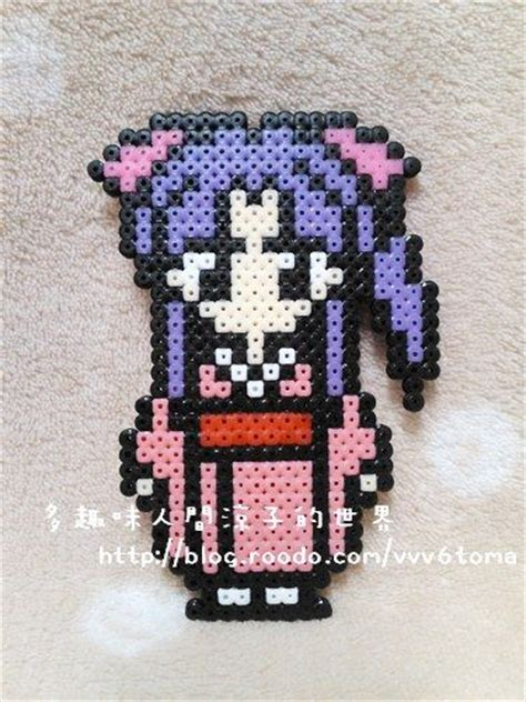 anime hama 17 best images about anime perler on perler