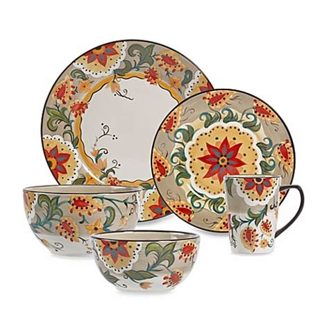 dishes bed bath and beyond tabletops unlimited 174 odessa round dinnerware collection