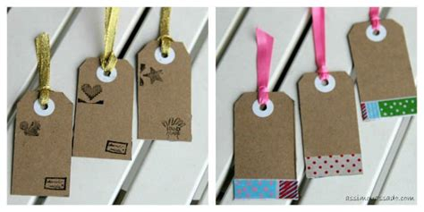 22 awesome diy gift tags gift tags diy projects 22 awesome diy gift tags gift tags diy projects