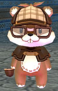 detective squirrel doll bag mabinogi world wiki