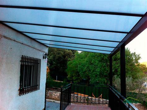 techo policarbonato transparente techos fijos policarbonato techos m 243 viles pedro navarro