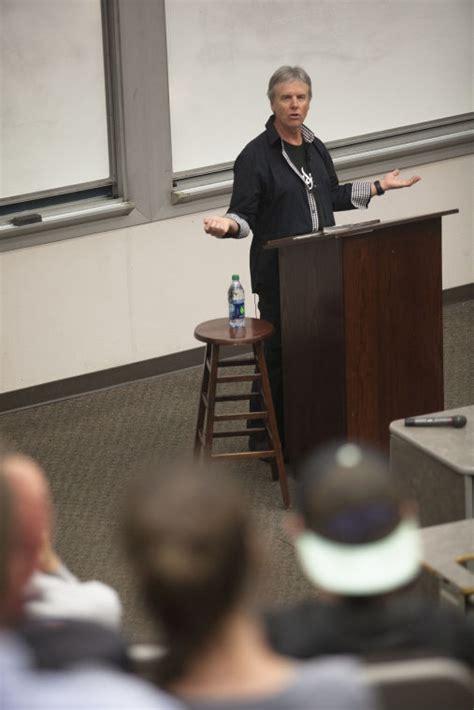 Mba Auburn Uni Versity by Kansas Drummer Phil Ehart Speaks At Auburn Business School
