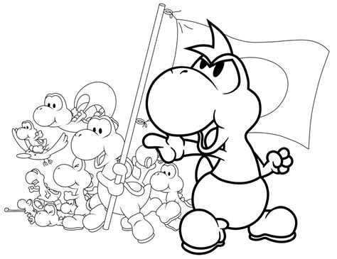 coloring pages paper mario paper mario coloring pages az coloring pages