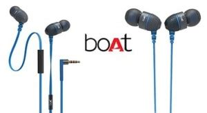 buy boat earphones online boat bassheads 200 earphone with mic for rs 419 snapdeal