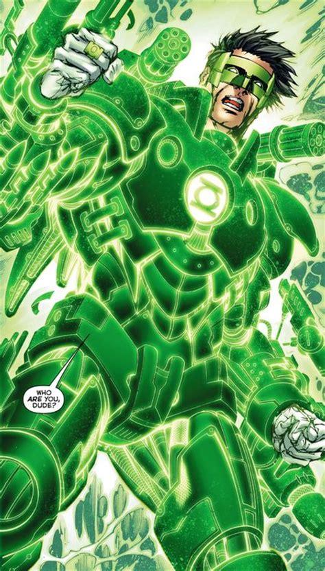 Kaos Justice League Superman Batman The Flash Green Lantern armors awesome and green lantern kyle rayner on