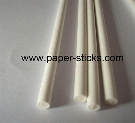 paper stick maysan lollipop sticks factory