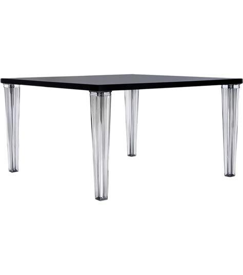 tavolo top top kartell toptop kartell tavolo con 4 gambe milia shop