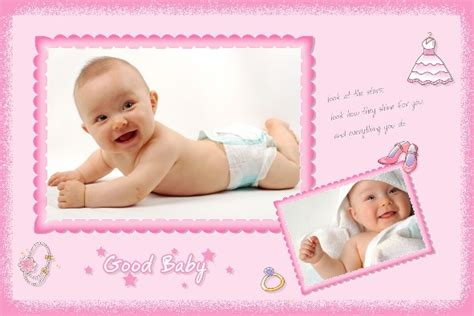 free photo templates good baby