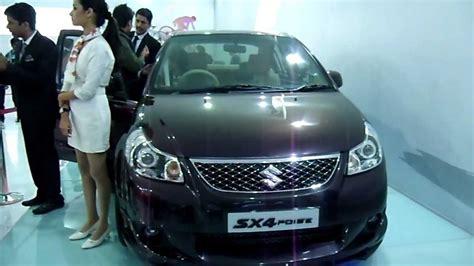 Suzuki Sport 2012 Accessories Maruti Suzuki Sx4 Poise Sports Concept At Auto Expo 2012