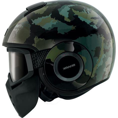 Kacamata Helm Visor Goggle shark kurtz green camo open motorcycle helmet kgg goggles mask safety ebay