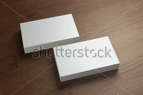 blank business card template ai blank business card illustrator image collections card
