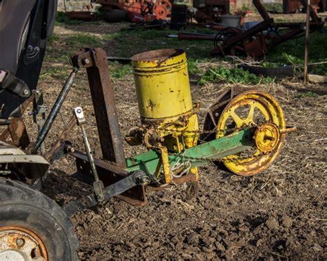 Single Row Corn Planter by Deere 3 Pt Single Row Corn Planter Nex Tech Classifieds