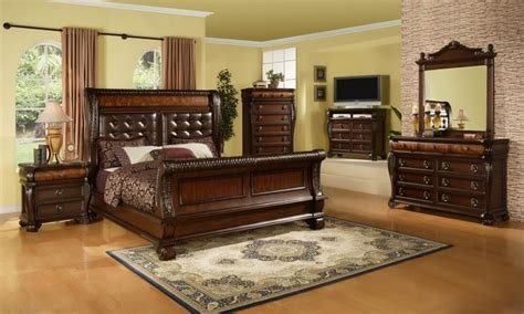 ash bedroom furniture sets 6pc bedroom set with ash finish and distressed character