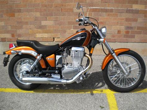 Suzuki S40 For Sale 2011 Suzuki Boulevard S40 Cruiser For Sale On 2040 Motos