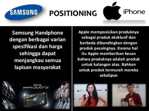 Handphone Samsung Turun marketing battle review samsung vs apple
