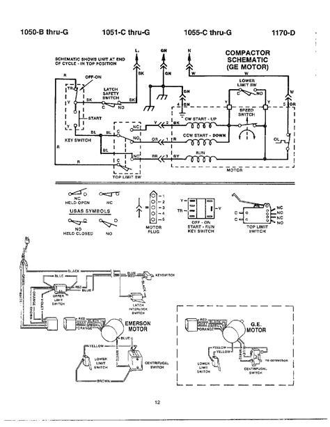 broan model     compactors genuine parts