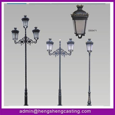 classic garden lighting pole light pole street light buy