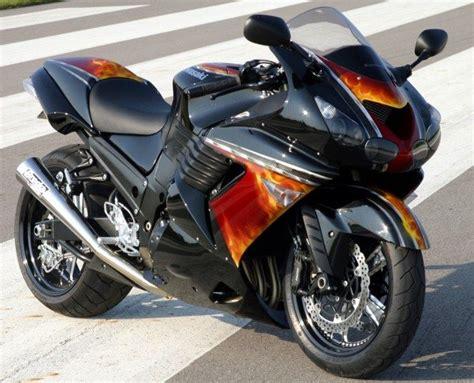 gambar modifikasi kawasaki zx 14r 1 info harga dan modif motor mobil tekini