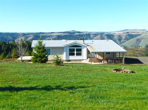 country home with 60 acres for sale near kooskia idaho