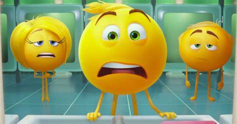 emoji film clip the emoji movie reveals new clip we re number 2