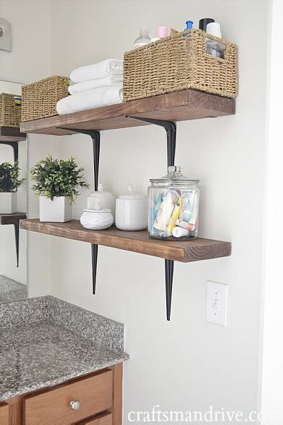 15 Small Bathroom Storage Ideas Wall Storage Solutions Small Bathroom Shelving
