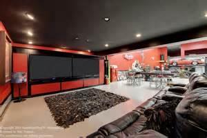 Bedroom Painting Ideas For Men modern luxury garage man cave filed under garages