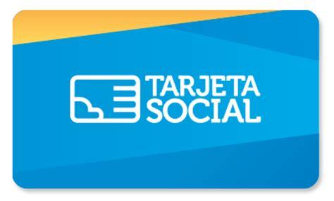 cuando habilitan tarjeta verde mes agosto2016 cuando habilitan la tarjeta social tarjeta social