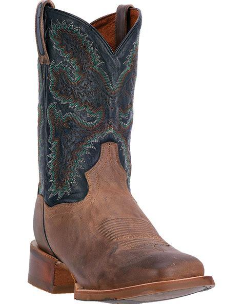 dan post s drifter cowboy boot square toe dp2417 ebay