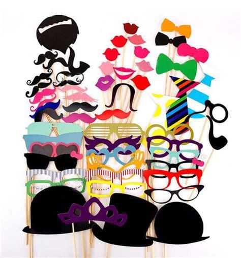 Set Anak Mustache 6 12bulan high quality grosir kertas masker partai dari china kertas