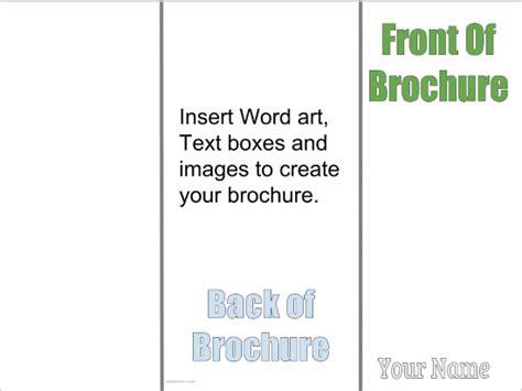 Google Brochure Template Bbapowers Info Free Tri Fold Brochure Template Docs