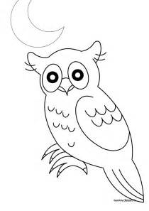 Nigel night owl colouring pages