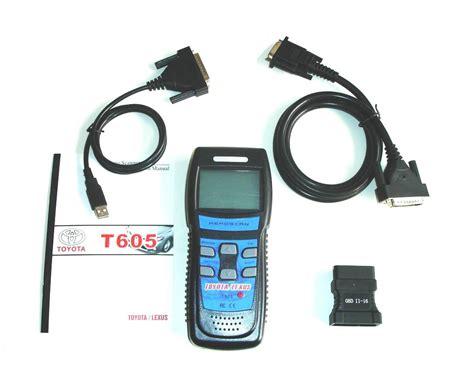 Toyota Scan Tool Toyota Lexus Diagnostic Scanner Obd2 Can Diangose Ebay