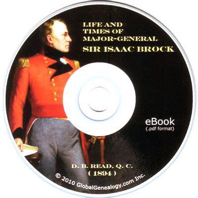 Pdf Heritage Brock by Book And Times Of Major General Sir Issac Brock K