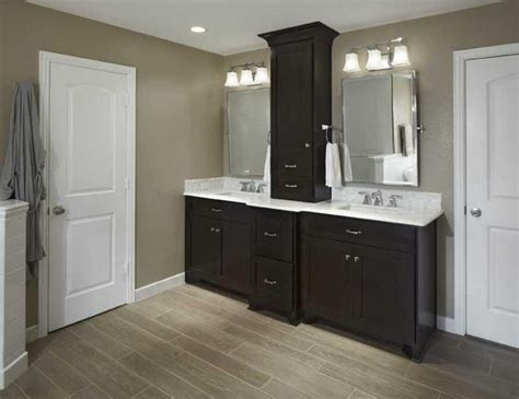 bathroom vanity renovation ideas 22 best master bathroom center cabinets images on pinterest