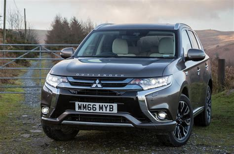 Outlander Auto by 2017 Mitsubishi Outlander Phev 5h Review Autocar